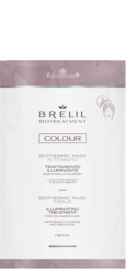 Biothermic Mask Trattamento Illuminante