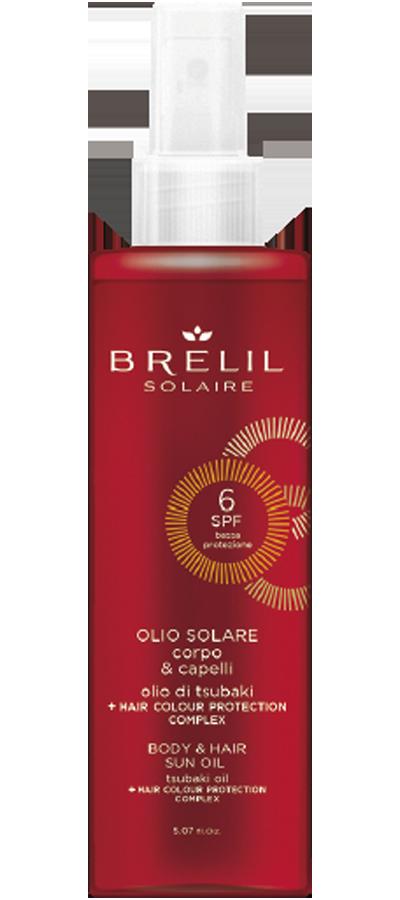 Olio Solare Corpo&Capelli